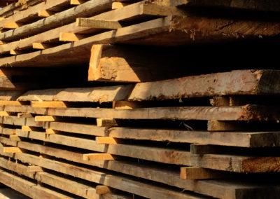 Altholz Bodenbretter - rustikal